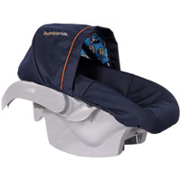 BumbleRide Infant Car Seat Cover - Bwana