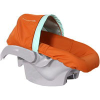BumbleRide Infant Car Seat Cover - Spice